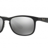 Ray Ban RB4263 601/5J SHINY BLACK Grey Chromance Polarized