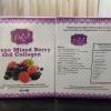 น้ำชงวีวี่ พลัส Vivi plus Grap Mixed Berry Collagen (องุ่นมิ๊กซ์เบอรี่คอลลาเจน)