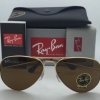 Ray Ban RB 3025 001/33 Aviator Gold Brown