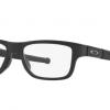 Oakley OX8091 809101 SATIN BLACK Clear