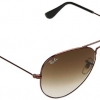Ray Ban RB3025 014/51 Aviator Brown Gradient Brown frame 58mm