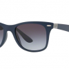 Ray-Ban RB4195F 63318G LITEFORCE MATTE DARK BLUE Grey Gradient Dark Grey