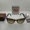 Ray Ban Folding Wayfarer RB4105 710/51 50/54 mm พับได้