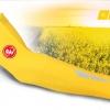 ปลอกแขนปั่นจักรยาน SOUKE ป้องกัน UV : ST0401 สีเหลือง