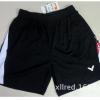 กางเกงแบดมินตัน VICTOR สีดำคลิบแดง : 460