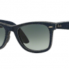 Ray Ban RB2140F 1163/71 Jeans Grey Gradient