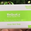 สบู่บีควอล่า กรีนเฮิร์บโซป BeQuaLa Green Herb Soap