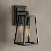 โคมไฟติดผนังLoft Style แบบติดผนัง รุ่น Glass Box (W06)