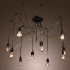 โคมไฟติดเพดาน รุ่น 10 Bulb Chandelier (C0810)