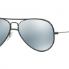 Ray-Ban RB3025JM 002/30 Black Mirror Silver