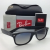 Ray Ban New Wayfarer RB2132F 601S/78 Blue Gradient Polarized