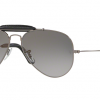 Ray Ban RB3422Q 004/M3 SHINY GUNMETAL Polar Gray Gradient