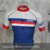 เสื้อปั่นจักรยานแขนสั้น Pro Type Black-X : NPD0401