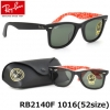Ray-Ban RB2140F 1016 Wayfarer Original Rare Prints
