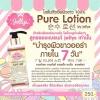 Pure Lotion By jellys โลชั่นเจลลี่ หัวเชื้อผิวขาว100%