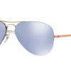 Ray-Ban RB3449 90351U Blue Silver Mirror