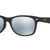 RayBan RB2132 622/30 ฺWayfarer Silver mirror 55mm
