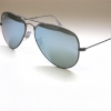 Ray Ban RB3025 029/30 58mm Blue silver mirror