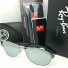 RAY BAN RB8301 004/K6 TECH Silver Mirror Polarized 59mm