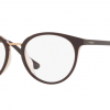 Vogue VO5167F 2450 TOP BROWN/TRANSPARENT BEIGE Demo Lens