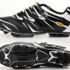 รองเท้าปั่นจักรยานเสือภูเขา TIEBAO สีดำขาว : TB01-B816_0201