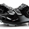 รองเท้าปั่นจักรยานเสือภูเขา TIEBAO สีดำเงิน : TB15-B1303_0204