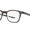 Oakley OX8093 809302 MILESTONE 3.0 MATTE BLACK INK Clear