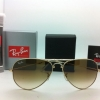 Ray Ban Aviator Folding RB3479 001/51 Brown Gradient