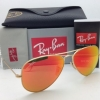 Ray Ban Aviator RB3025 112/69 Orange mirror
