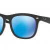 Ray-Ban RB4260D 601/55 BLACK Blue Flash