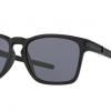 Oakley OO9358-01 MATTE BLACK Grey