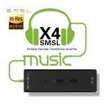 SMSL X4 ให้สมาร์ทโฟนของคุณเป็น Hifi DAP