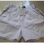 กางเกงแบดมินตัน YONEX สีขาว : 456