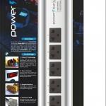 Clef PowerBar5+ (สีเงิน)