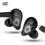KZ ED16 มีไมค์สีดำ
