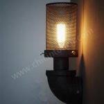 โคมไฟติดผนังLoft Style แบบติดผนัง รุ่น Pipe Lamp (W04)
