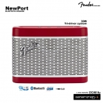 FENDER NEWPORT สีแดงสด (Dakota Red)