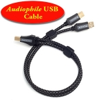 Pangea Audio Premier XL Twin Lead USB Cable ยาว 0.5M