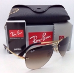 Ray Ban Aviator RB3449 001/13 59mm