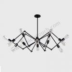 โคมไฟติดเพดาน รุ่น Spider (C1012)