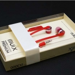 Muix IX3000 (สีแดง)