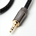 Pangea Audio Premier Interconnect Cable 3.5mm to 3.5mm-ยาว 0.6เมตร