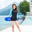 ชุดว่ายน้ำ ขาสั้น เสื้อแขนยาวแต่งแขนเสื้อ thumbnail 13