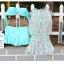 บิกินี่ Bikini-Fairy Daisy (ฺBlue) ชุดว่ายน้ำแบบเซ็ท thumbnail 3
