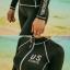 ชุดว่ายน้ำ แขนยาว ขายาว เซ็ท 4 ชิ้น สีดำ thumbnail 8