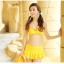 บิกินี่ Bikini-Fairy Colorful (Yellow) thumbnail 1