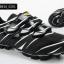 รองเท้าปั่นจักรยานเสือภูเขา TIEBAO สีดำขาว : TB01-B816_0201 thumbnail 3