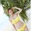 ชุดว่ายน้ำ บิกินี่ ชุดว่ายน้ํา BiKiNi-FaiRy Cuties (Yellow) thumbnail 4