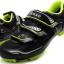 รองเท้าปั่นจักรยานเสือภูเขา TIEBAO สีดำเขียวสะท้อนแสง : TB15-B1255_0210 thumbnail 1