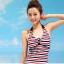 ชุดว่ายน้ำ ทูพีช แบบกระโปรง สีกรมท่า thumbnail 4